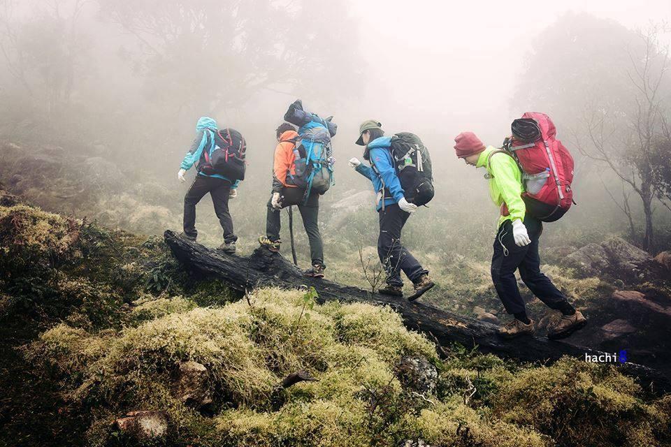 Tour trekking Nhìu Cồ San