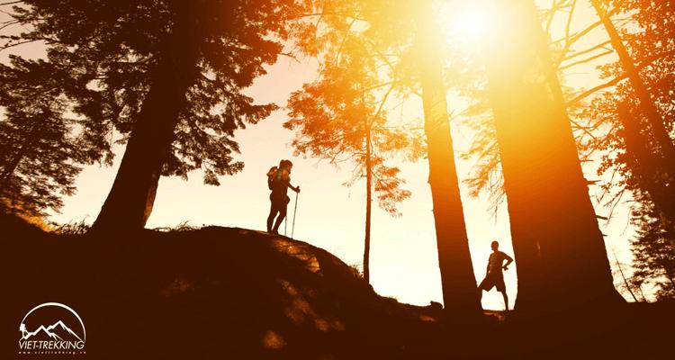 phân biệt trekking và hiking