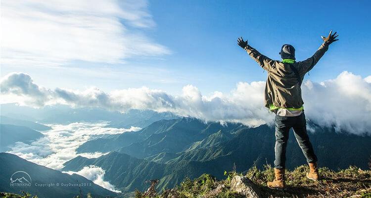 Khám phá 10 đỉnh núi cao nhất Việt Nam