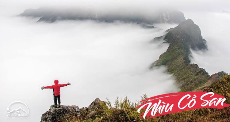 Nhìu Cồ San - Thảo nguyên tuyệt đẹp trên biển mây