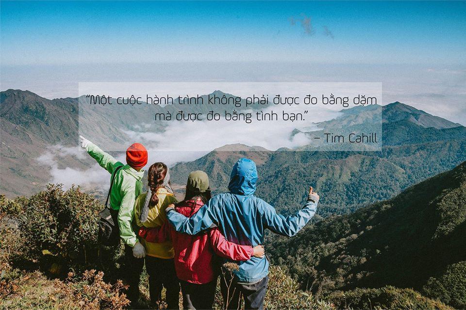 bí quyết trekking